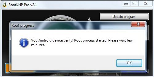 How to root LG E510 Optimus Hub