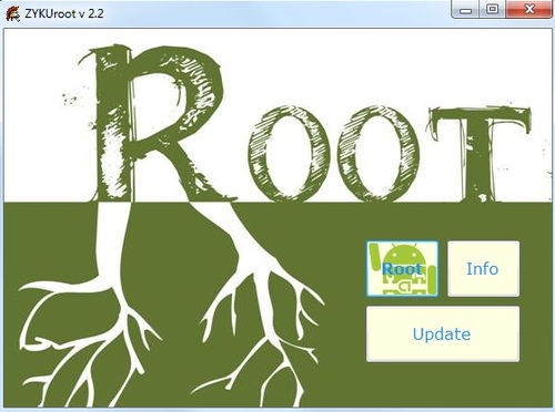 Получаем root teXet X-medium